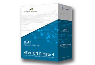 NEWTON Dictate 4 START