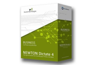 NEWTON Dictate 4 BUSINESS
