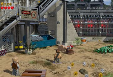 LEGO Jurassic World [PC]