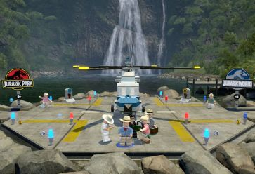 LEGO Jurassic World [PC]