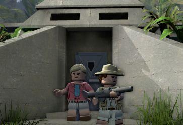 LEGO Jurassic World [Playstation 4]