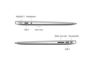 Apple MacBook Air 13.3'' (MJVE2ZE/A)