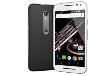 Motorola Moto G 3 gen.