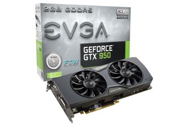 EVGA GeForce GTX 950 FTW ACX 2.0