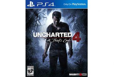Uncharted 4: Kres Złodzieja [Playstation 4]