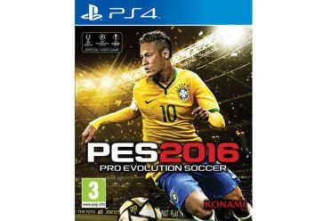 Pro Evolution Soccer 2016 [Playstation 4]