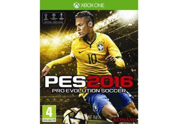 Pro Evolution Soccer 2016 [Xbox One]