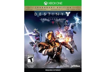 Destiny The Taken King Legendary Edition [Xbox One]