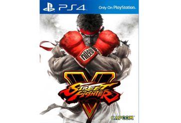 Street Fighter V [Playstation 4]