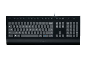 Logitech Corded Keyboard K280e