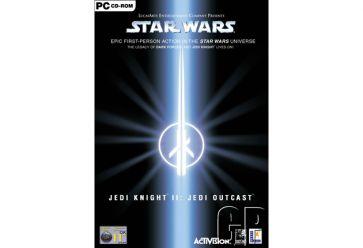 Star Wars Jedi Knight 2: Jedi Outcast [PC]