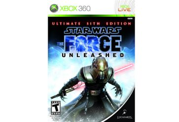 Star Wars: The Force Unleashed – Ultimate Sith Edition [Xbox 360]