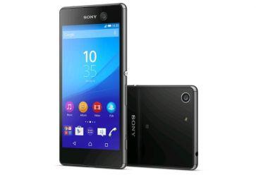 Sony Xperia M5 [Czarny]