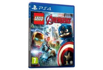 LEGO Marvel Avengers [Playstation 4]