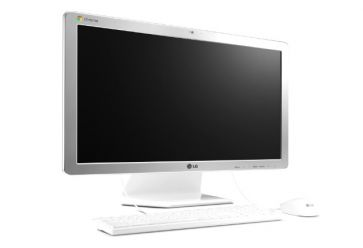 LG All-In-One Chromebase 21.5