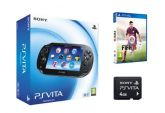 Sony PlayStation Vita WiFi + FIFA 15 + karta 4 GB