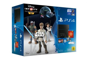 Sony PlayStation 4 + Disney Infinity 3.0 Star Wars