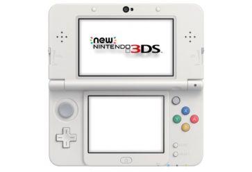 New Nintendo 3DS [Biały]