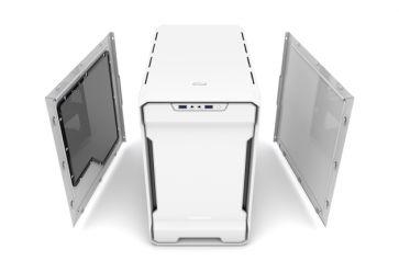 Phanteks Enthoo Evolv ITX z oknem [Biały]