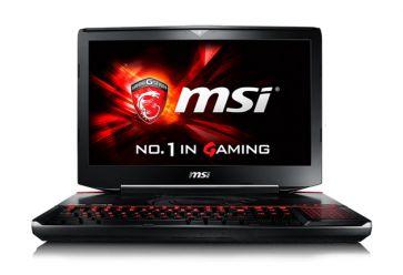 MSI GT80S 6QF(Titan SLI)-071PL