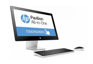 HP All In One Pavilion (23-Q116)