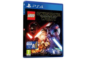 LEGO Gwiezdne Wojny: Przebudzenie Mocy [Playstation 4]