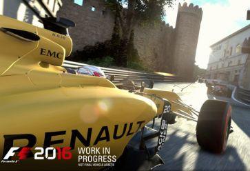 F1 2016 [Xbox One]