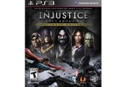 Injustice: Gods Among Us Ultimate Edition [Playstation 3]