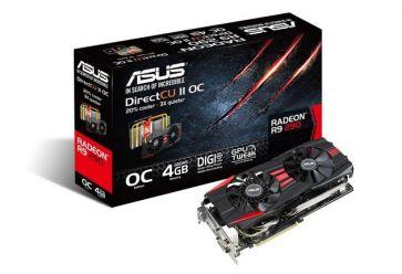 ASUS Radeon R9 290 DirectCU II OC