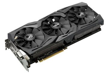 ASUS Radeon RX 480 STRIX OC