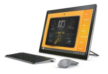 Lenovo AIO YOGA HOME 500