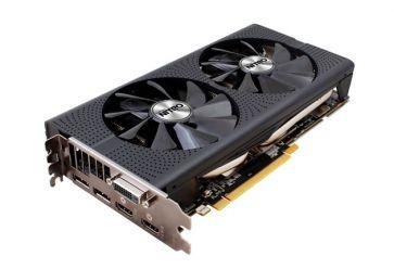 Sapphire Radeon RX 470 NITRO+ 4GB