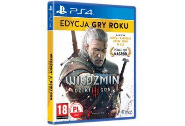 Wiedźmin 3: Dziki Gon - Edycja Gry Roku [Playstation 4]