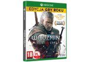 Wiedźmin 3: Dziki Gon - Edycja Gry Roku [Xbox One]