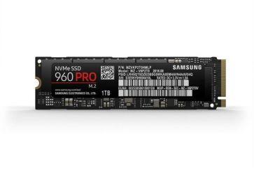 Samsung SSD 960 PRO [1 TB]