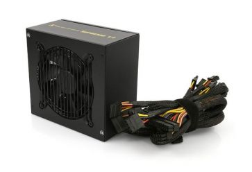 SilentiumPC Supremo L2 Gold 550 W
