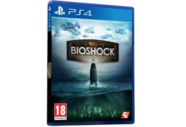 BioShock: The Collection [Playstation 4]