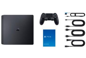 Sony PlayStation 4 Slim + Dualshock Controller + Battlefield 1