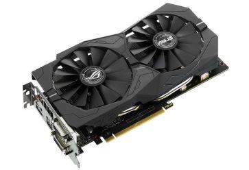 ASUS GeForce GTX 1050 Ti STRIX 4G OC