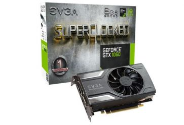 EVGA GeForce GTX 1060 6GB SC GAMING