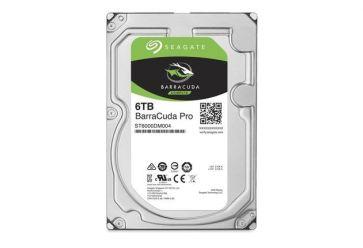 Seagate BarraCuda Pro 6 TB