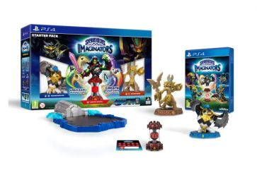 Skylanders Imaginators [Playstation 4]
