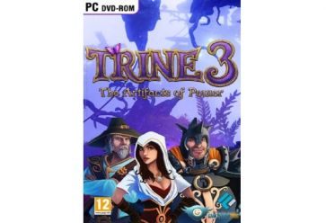 Trine 3: The Artifacts of Power [PC]