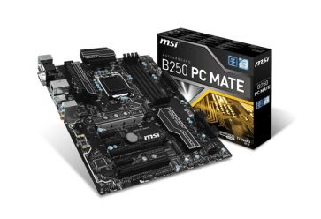 MSI B250 PC Mate