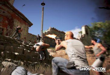 Ghost Recon: Wildlands [Playstation 4]