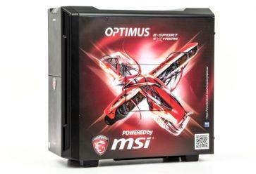 MSI Optimus E-Sport Extreme