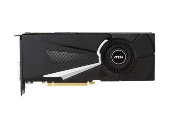MSI GeForce GTX 1080 Aero 8G
