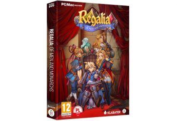 Regalia: Of Men and Monarchs [PC]
