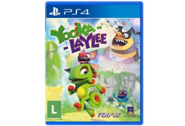 Yooka-Laylee [Playstation 4]