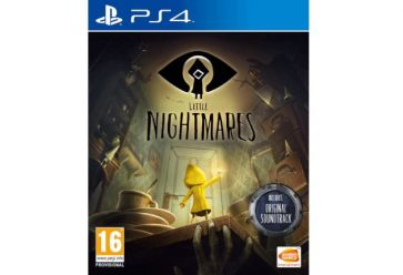 Little Nightmares [Playstation 4]